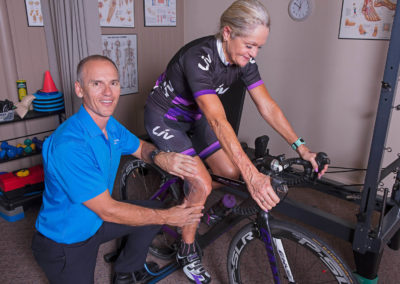 Cycle and Bike Fit Services Sandgate Physical Health Clinic 1