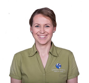 Jessica Forbes - Physiotherapist & Clinical Pilates Instructor