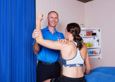 Sports Physiotherapy Sandgate Physical Health Clinic 1