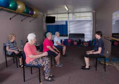 Step-Safe Balance Class Sandgate Physical Health Clinic 1