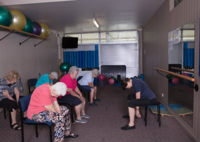 Step-Safe Balance Class Sandgate Physical Health Clinic 2