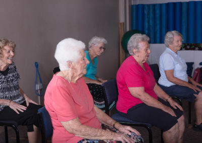 Step-Safe Balance Class Sandgate Physical Health Clinic 4