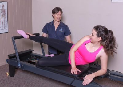 reformer & trapeze Sandgate Physical Health Clinic 1