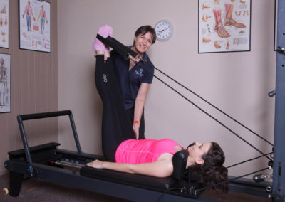 reformer & trapeze Sandgate Physical Health Clinic 2