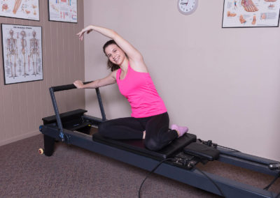 reformer & trapeze Sandgate Physical Health Clinic 3