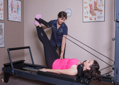 reformer & trapeze Sandgate Physical Health Clinic 4