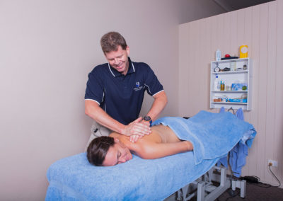 relaxation massage Sandgate Physical Health Clinic 2