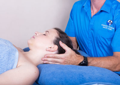 relaxation massage Sandgate Physical Health Clinic 4