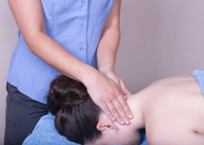 remedial massage Sandgate Physical Health Clinic 1