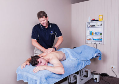 remedial massage Sandgate Physical Health Clinic 3