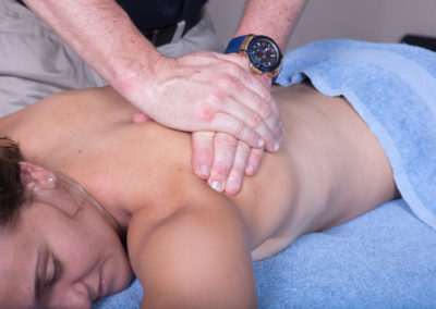remedial massage Sandgate Physical Health Clinic 4