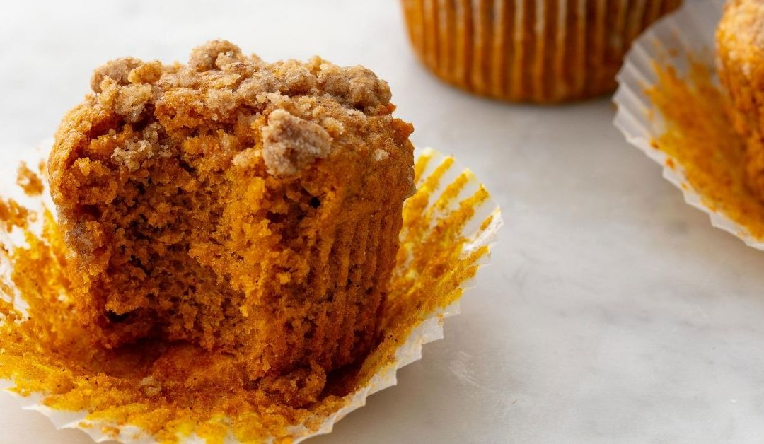 CWA Spiced Pumpkin Muffins Recipe