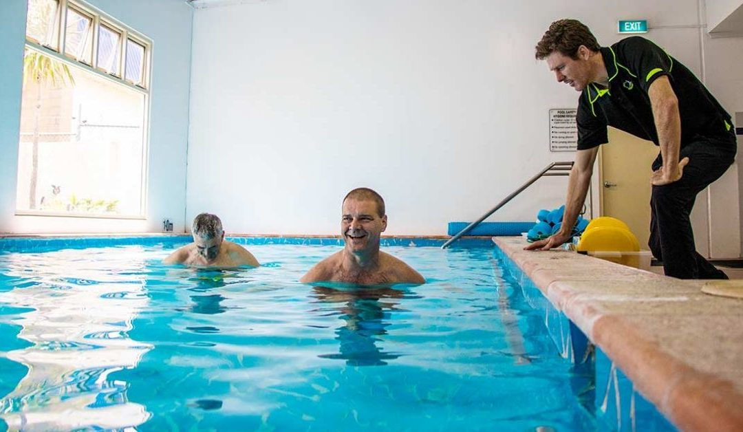 Hydrotherapy for Work Related Injuries