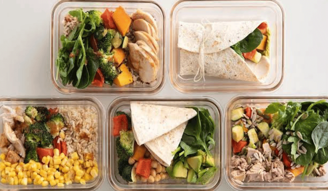 Healthy Packed Lunches To Get You Through The Workday