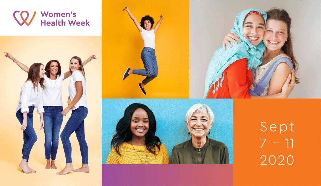 Promoting Better Health For Women – Women's Health Week