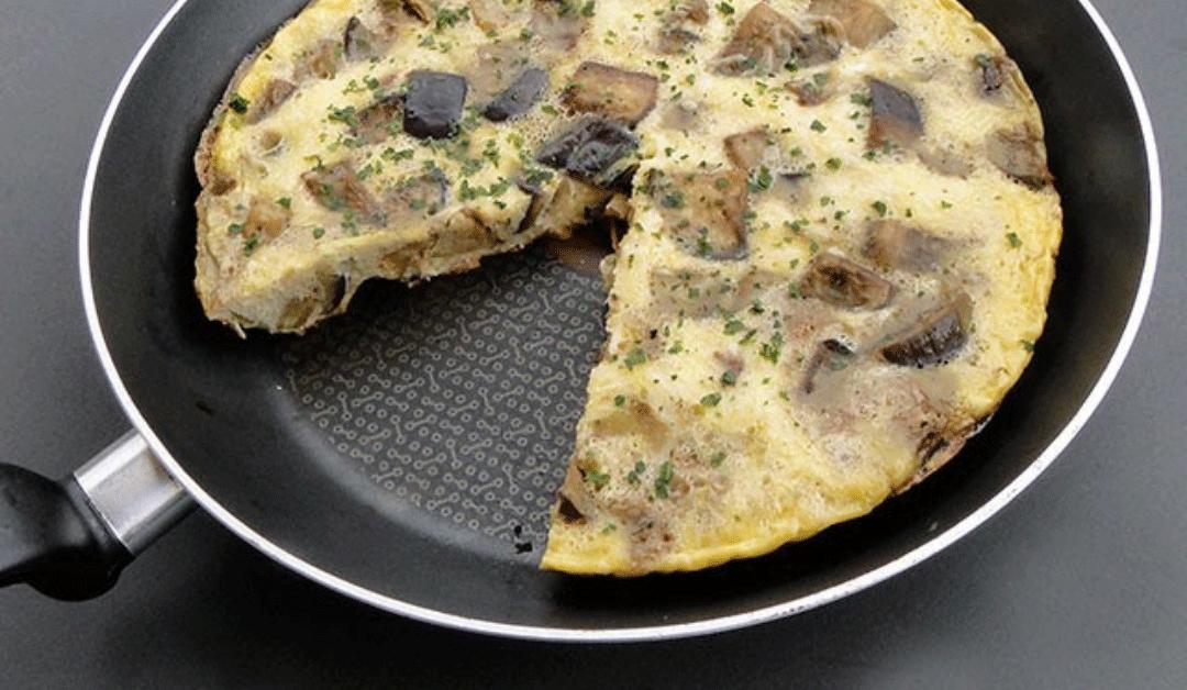Eggplant Frittata
