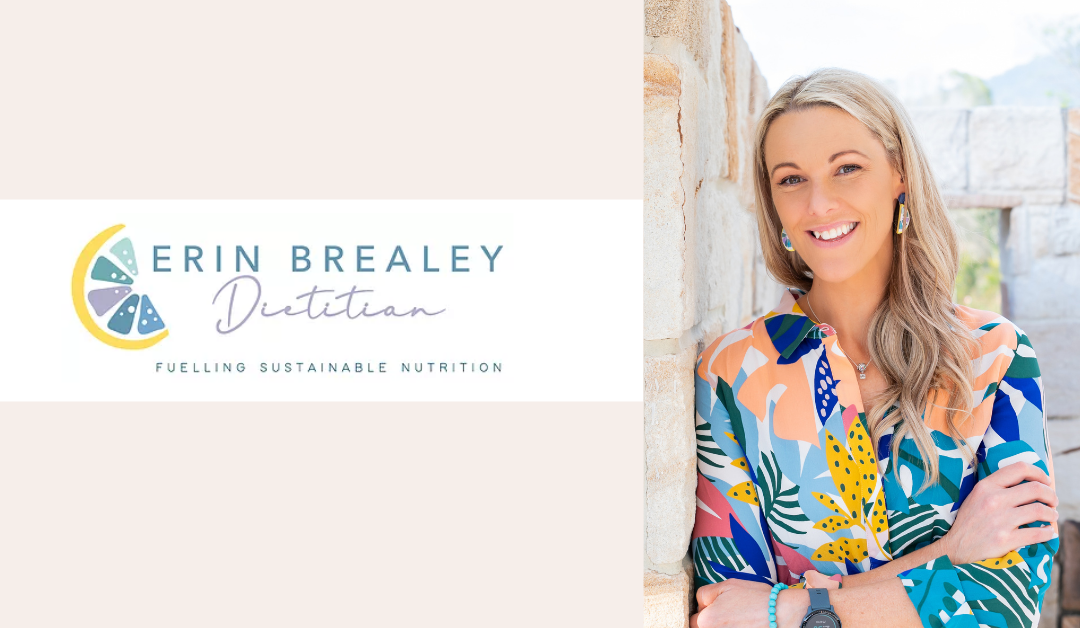 Introducing Erin Brealey, Dietitian
